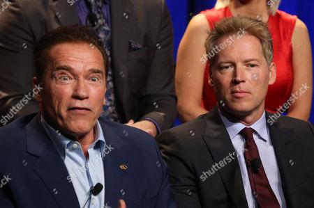 Arnold Schwarzenegger, Patrick M. Knapp Schwarzenegger