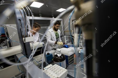 Editorial photo of Russia Doping Double Life, Moscow, Russian Federation - 24 May 2016