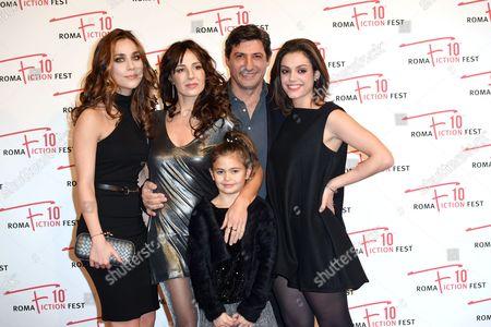 Benedetta Gargari, Valentina Carnelutti, Emilio Solfrizzi, Miranda Ardovino, Margherita Vicario