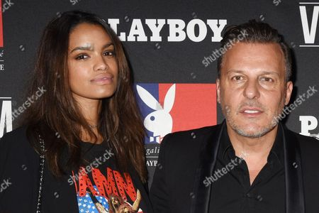 Anais Monory and Jean Roch