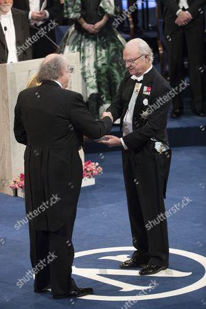 King Carl Gustaf, Duncan Haldane