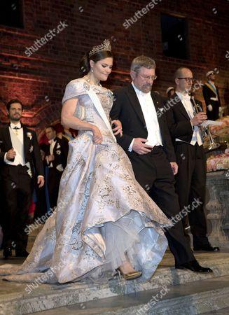 Crown Princess Victoria, John Michael Kosterlitz