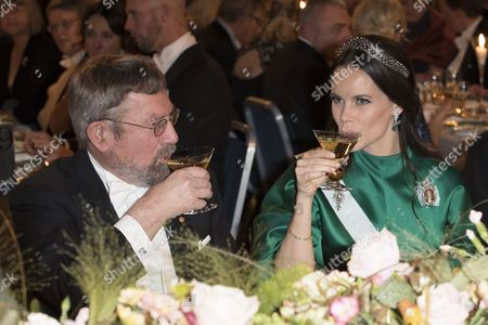 John Michael Kosterlitz, Princess Sofia