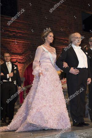 Princess Madeleine, Duncan Haldane