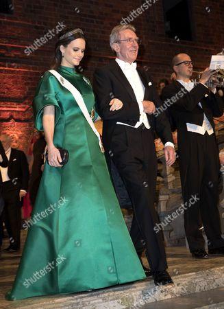Princess Sofia, Jean-Pierre Sauvage