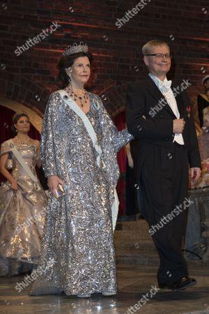 Queen Silvia, Carl-Henrik Heldin