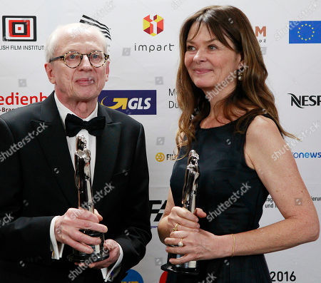 Editorial image of European Film Awards, Wroclaw, Poland - 10 Dec 2016