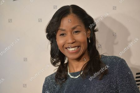 Stock Image of Dr. Yvonne Cagle