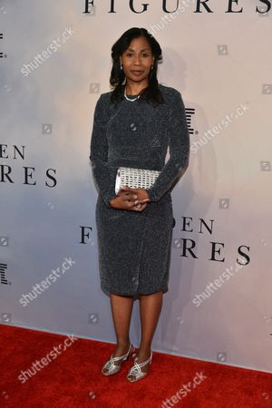 Editorial image of 'Hidden Figures' film premiere, New York, USA - 10 Dec 2016