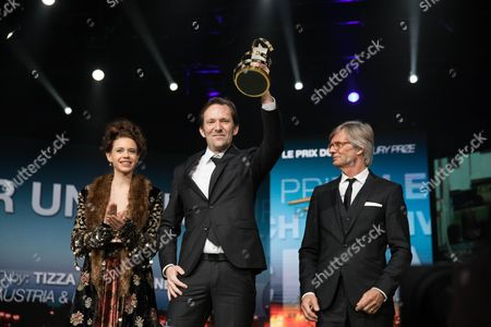 Editorial image of 16th Marrakech Film Festival, Closing Ceremony, Morocco - 10 Dec 2016