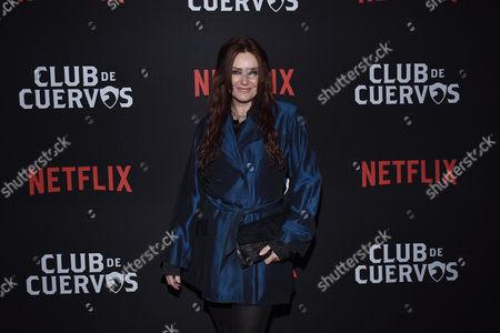 Stock Picture of Anna Ciocchetti
