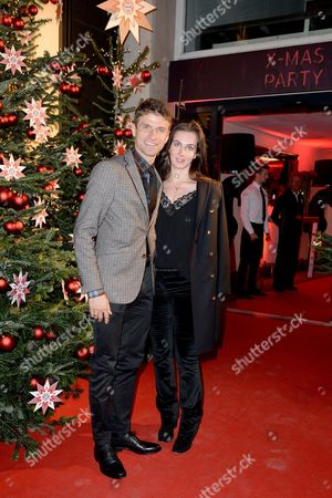 Thomas Muller and Lisa Trede