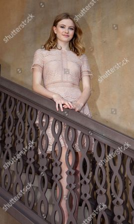 Stock Image of Orla Hill