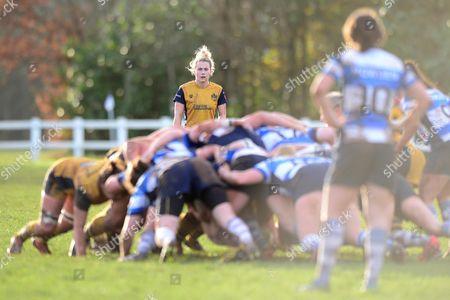 Meg Jones of Bristol Ladies