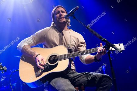 Editorial picture of Canaan Smith in concert at O2 Shepherds Bush Empire, London, UK - 11 Dec 2016