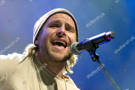 Editorial image of Canaan Smith in concert at O2 Shepherds Bush Empire, London, UK - 11 Dec 2016