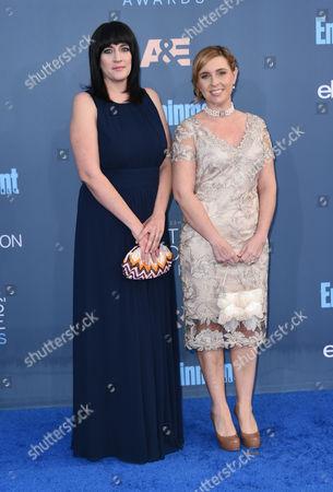Miranda Bailey and Amanda Marshall