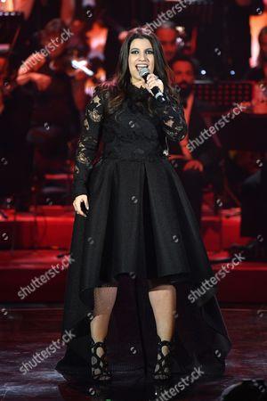Editorial image of Concerto di Natale, Rome, Italy - 10 Dec 2016