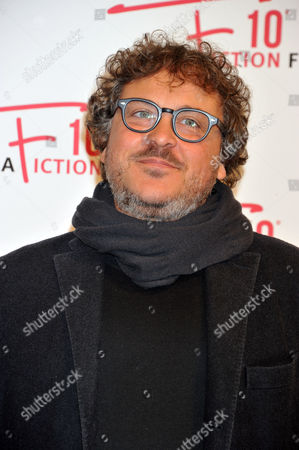 Editorial image of 'Immature' film premiere, Roma Fiction Fest, Rome, Italy - 11 Dec 2016