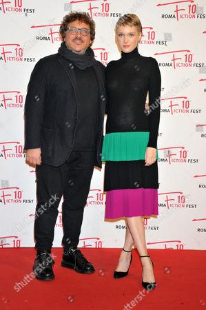 Editorial picture of 'Immature' film premiere, Roma Fiction Fest, Rome, Italy - 11 Dec 2016