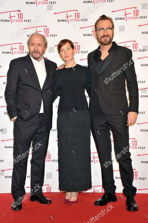 Giuseppe Piccioni, Cristiana Capotondi, Marco Giallini