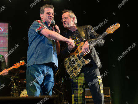 The Bay City Rollers - Stuart Wood, Les McKeown