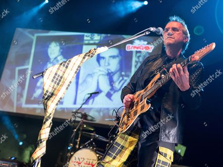 The Bay City Rollers - Stuart Wood