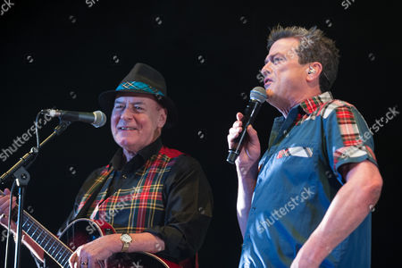 The Bay City Rollers - Les McKeown, Alan Longmuir