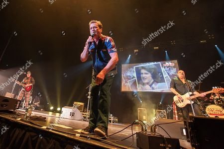 Editorial photo of The Bay City Rollers in concert at the SSE Hydro, Glasgow, Scotland, UK - 11 Dec 2016