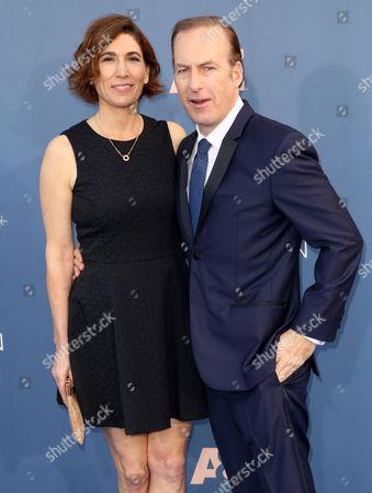 Naomi Odenkirk, Bob Odenkirk