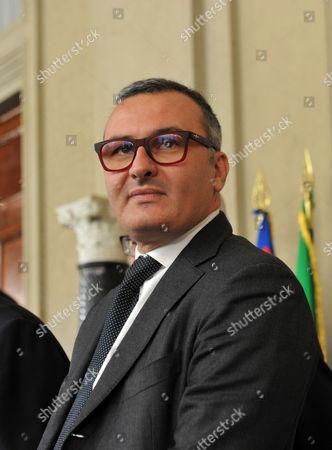 Stock Photo of Enrico Zanetti
