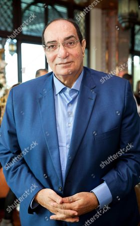 Stock Photo of Director Magdi Ahmed Ali at The Preacher premiere