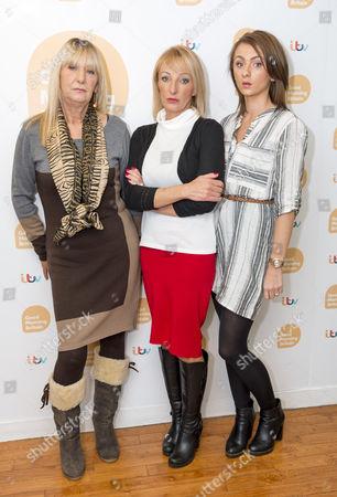 Leighanna Needham, Christine Needham and Kerry Needham