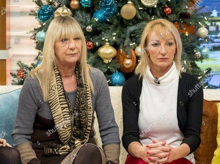 Editorial image of 'Good Morning Britain' TV show, London, UK - 12 Dec 2016