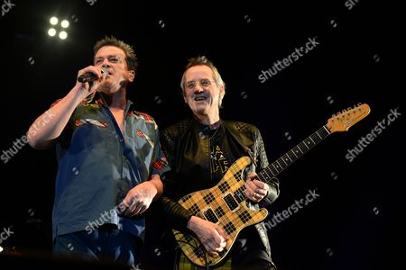 Stock Image of Les McKeown and Stuart Wood