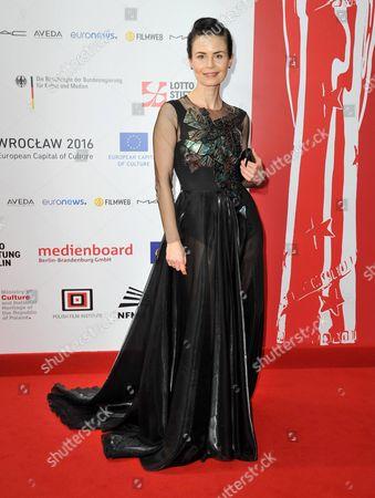 Stock Picture of Magdalena Kumorek
