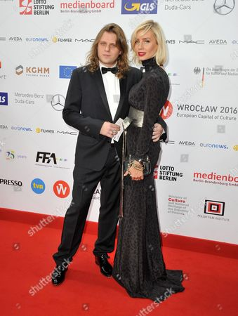 Editorial photo of 29th European Film Awards, Wroclaw, Poland - 10 Dec 2016