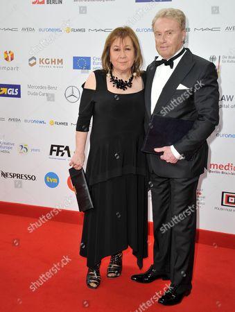 Editorial photo of 29th European Film Awards, Wroclaw, Poland - 10 Dec 2016