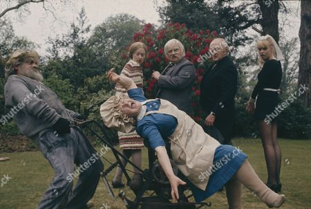 Ronnie Barker (as Lord Rustless) David Jason (as Dithers) Moira Foot (as Effie the maid) Josephine Tewson (as Mildred Bates) Frank Gatliff (as Badger) and Mary Baxter (as Cook)