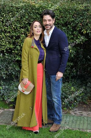 Chiara Francini and Giuseppe Zeno