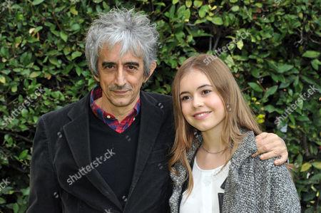 Sergio Rubini and Giorgia Boni