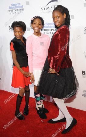Stock Picture of Brooke Sheppard, Rainn Sheppard and Tai Sheppard