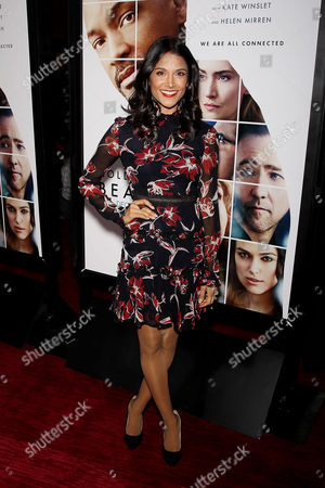 Editorial image of New York Premiere of New Line Cinema, Village Roadshow Pictures and Warner Bros. Pictures Present 'Collateral Beauty' - 12 Dec 2016