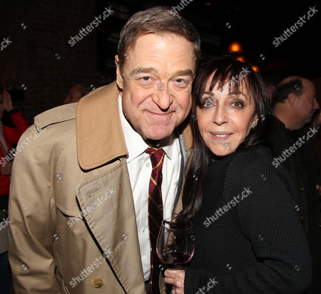 John Goodman and Bonnie Timmermann