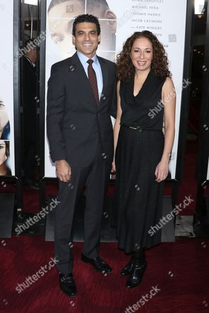 Michael Bederman and wife Anna Gerb