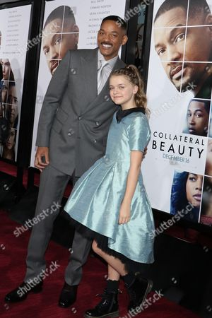 Editorial photo of 'Collateral Beauty' film premiere, Arrivals, New York, USA - 12 Dec 2016