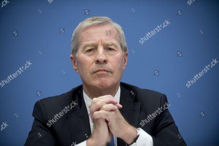 Stock Picture of Juergen Fitschen