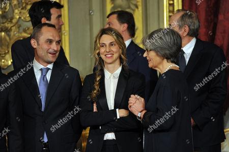Marianna Madia, Anna Finocchiaro