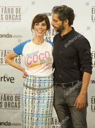 Spanish actress Maribel Verdu and Argentinian actor Joaquin Furriel