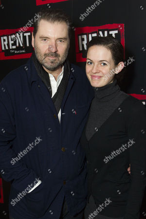 Stock Photo of Brendan Coyle and Georgia Winters